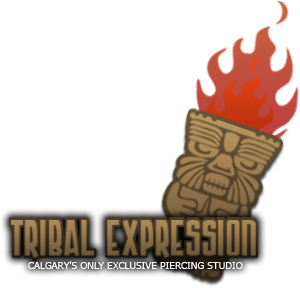 Tribal Expression - Calgary's Only Exclusive Piercing Studio